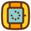 android, aplication, app, phone, watch icon