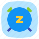 alarm, android, aplication, app, phone icon