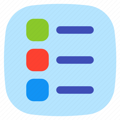 android, aplication, app, do, list, phone, to icon