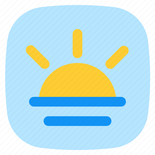 android, aplication, app, phone, weather icon