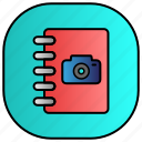 album, android, aplication, app, phone icon
