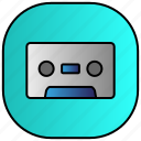 android, aplication, app, phone, tape icon