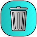 android, aplication, app, phone, uninstaller icon