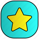 android, aplication, app, favourite, phone icon