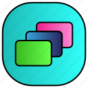 android, aplication, app, phone, theme icon