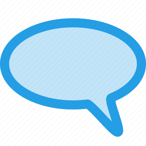 bubble, chat, comment, message, reply, says, talk icon