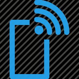 connection, data, hotspot, internet, mobile, wifi, wireless icon