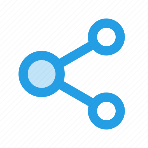 forword, link, media, share, sharing, social, viral icon