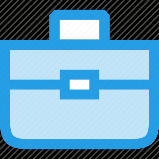 bag, briefcase, business, portfolio, suitcase, work, workcase icon