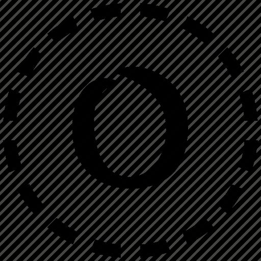 alphabet, geometry, greek, letter, math, micrometer, micron icon