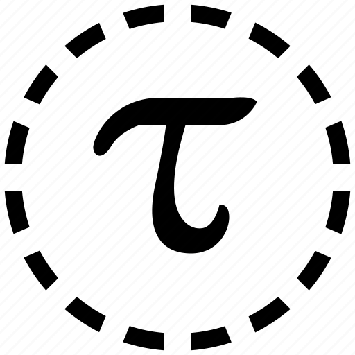 alphabet, geometry, greek, letter, math, tau icon