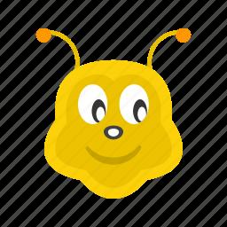 bee, bees, fly, honey, honeybee, nature, wing icon
