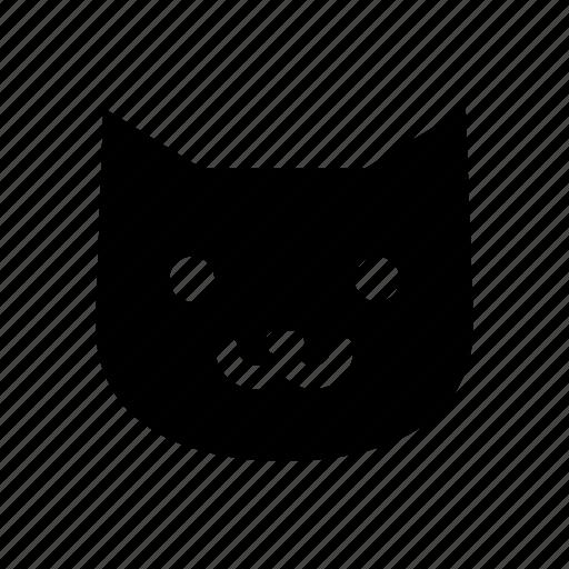 animal, cat, cat face, kitten, pet icon
