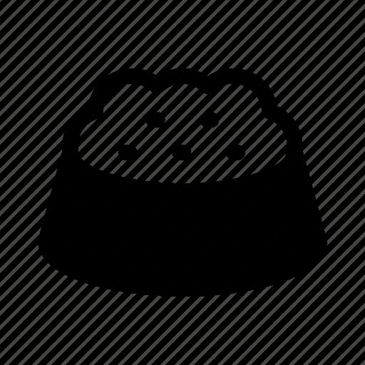 bowl, dog bowl, feed, feeding, feeding bowl, pet bowl icon