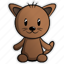 animal, animals, cat, feline, house, kitty, pet icon