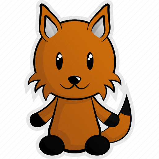 africa, animal, animals, forest, fox, jungle, nature icon