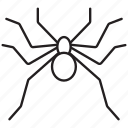 web, monster, spider, parasite, insect, bug, crawler