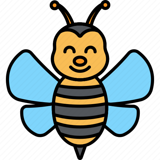 animal, bee, fly, insect icon