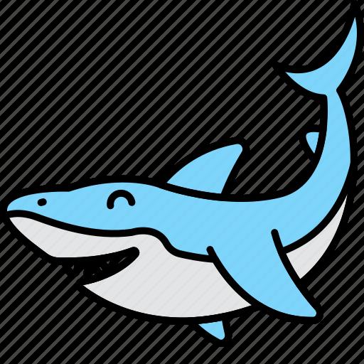 Animal, fish, shark, sea icon - Download on Iconfinder