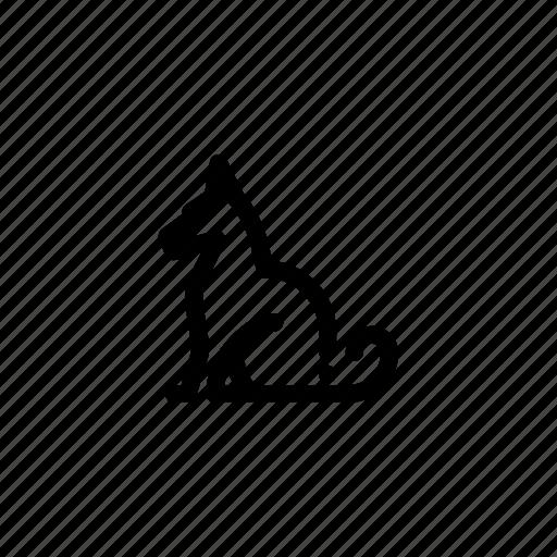 Animal, dog, shepherd icon - Download on Iconfinder