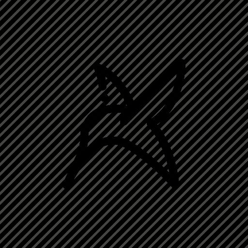animal, bird, hummingbird icon