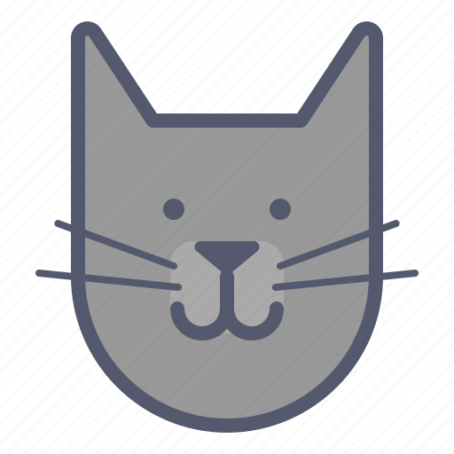 Cat, domestic, friend, lover, pet icon - Download on Iconfinder