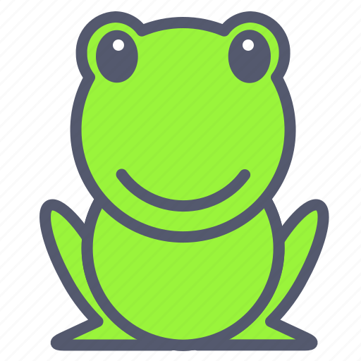 dance, frog, noise, sing icon