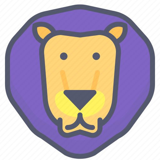 Aslan, carnivore, chef, king, lion, narnia, zoo icon - Download on Iconfinder