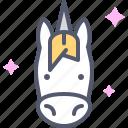unicorn, toy, magical