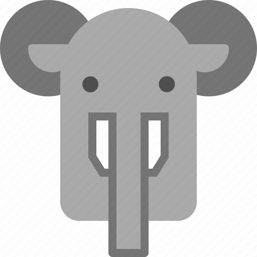 Africa, circus, elephant, mammoth, travel, zoo icon - Download on Iconfinder