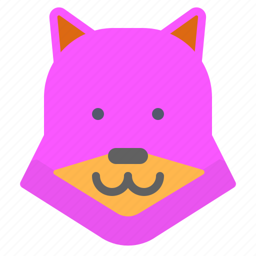 Fox, sneaky, thief, zoo icon - Download on Iconfinder