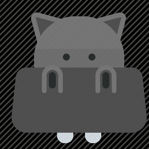 behemoth, hippo, power, zoo icon