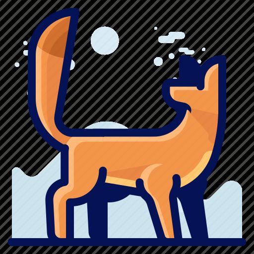 Animal, fox, mammal, wildlife icon - Download on Iconfinder