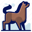 animal, horse, mammal, wildlife icon
