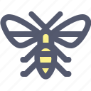 animal, bee, bug, bumble, honey, insect, nature icon