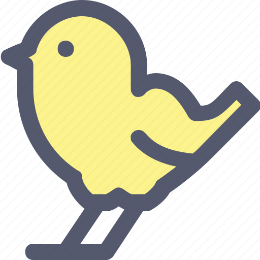 animal, animals, bird, farm, pet, pets, zoo icon
