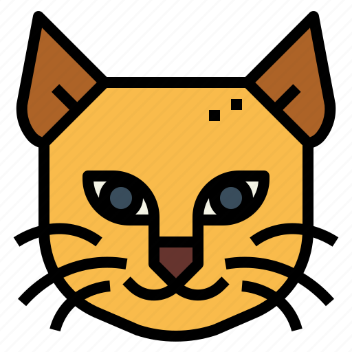 Animal, cat, kitty, mammal, pet icon - Download on Iconfinder
