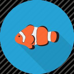 animal, fish, fishing, food, sea icon