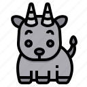 lamb, animal, goat, sheep