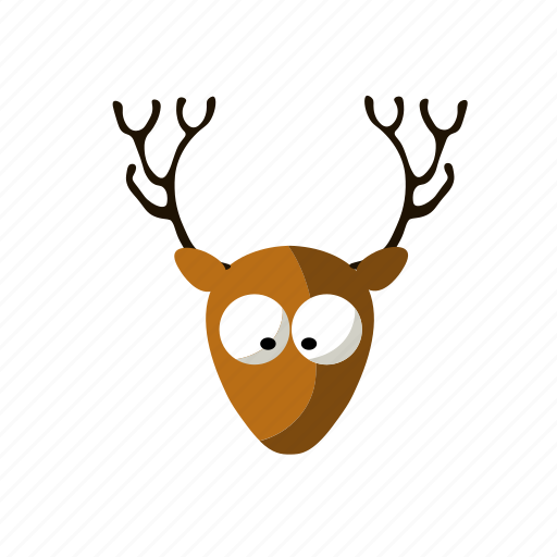 animal, deer, forest, nature icon