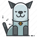 animal, animals, cue, dog, pet, puppy icon