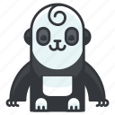 animal, animals, nature, panda, wild, zoo icon