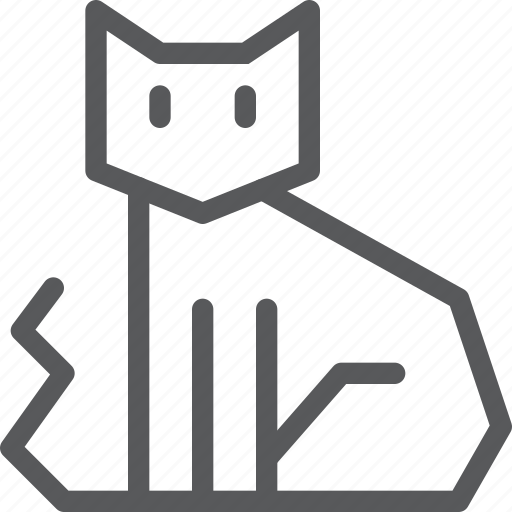animal, cat, domestic, friend, nature, pet, wild icon