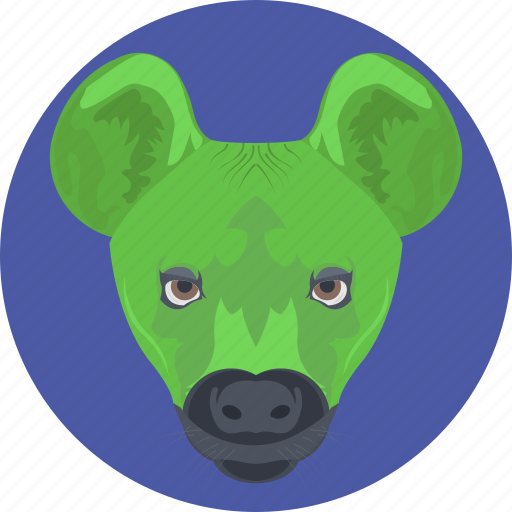 animal, domestic animal, pig, pig face, pig head icon