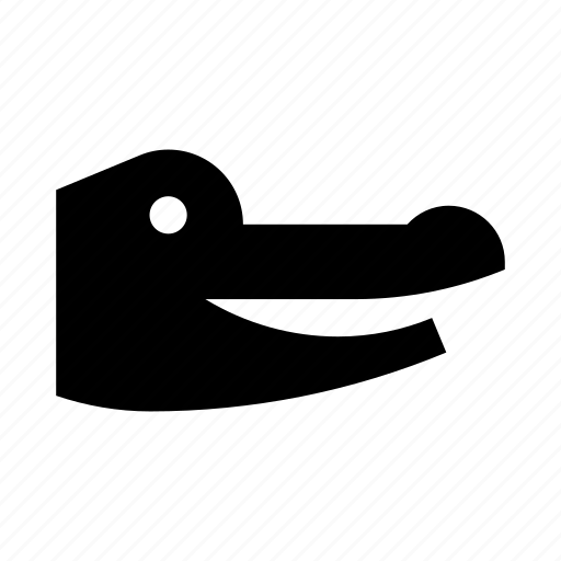 animal, croc, crocodile, zoo icon