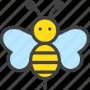 bee, bumblebee, sting icon