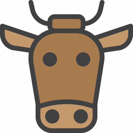 Buffalo, bull, ox icon - Download on Iconfinder