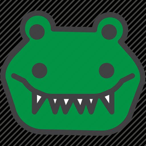 alligator, crocodile, reptile icon