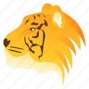 animal, animals, panther, puma, tiger, whitetiger, zoo icon
