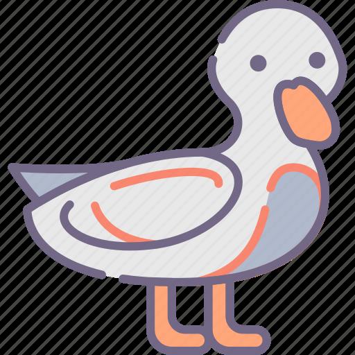 Animal, bird, duck icon - Download on Iconfinder